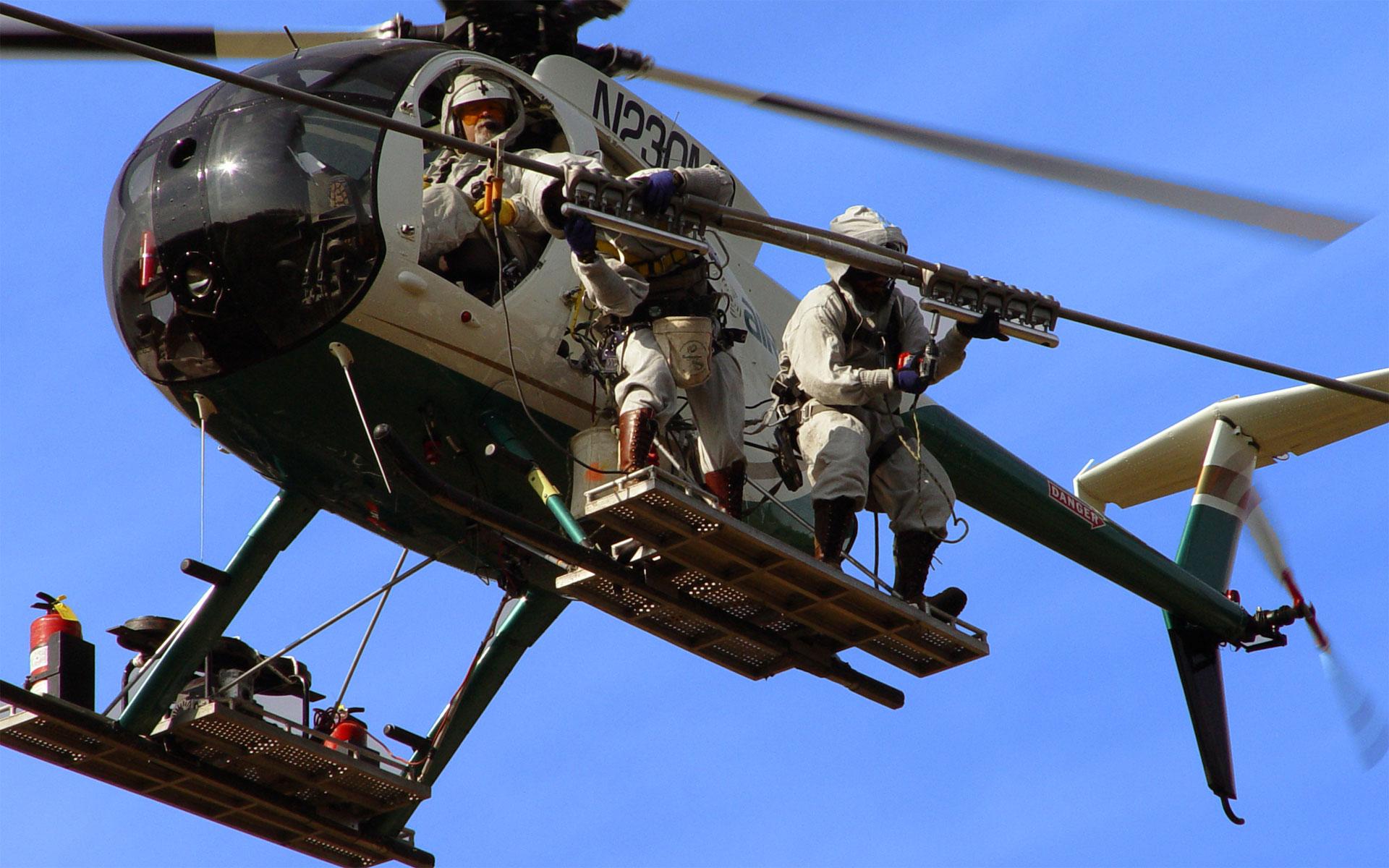 Slide 1 – Airborne Utility Services